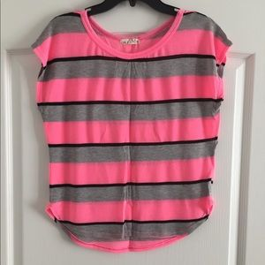 Tops - Stripped tee
